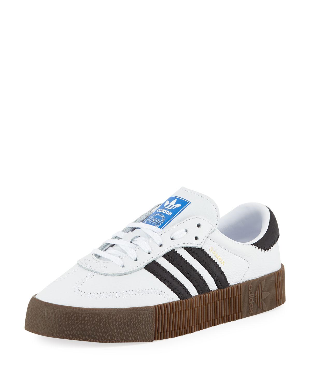 c9003da643a7fe Adidas Samba Rose Platform Sneakers