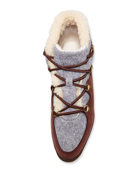 Sneak Chic Alpine Boots