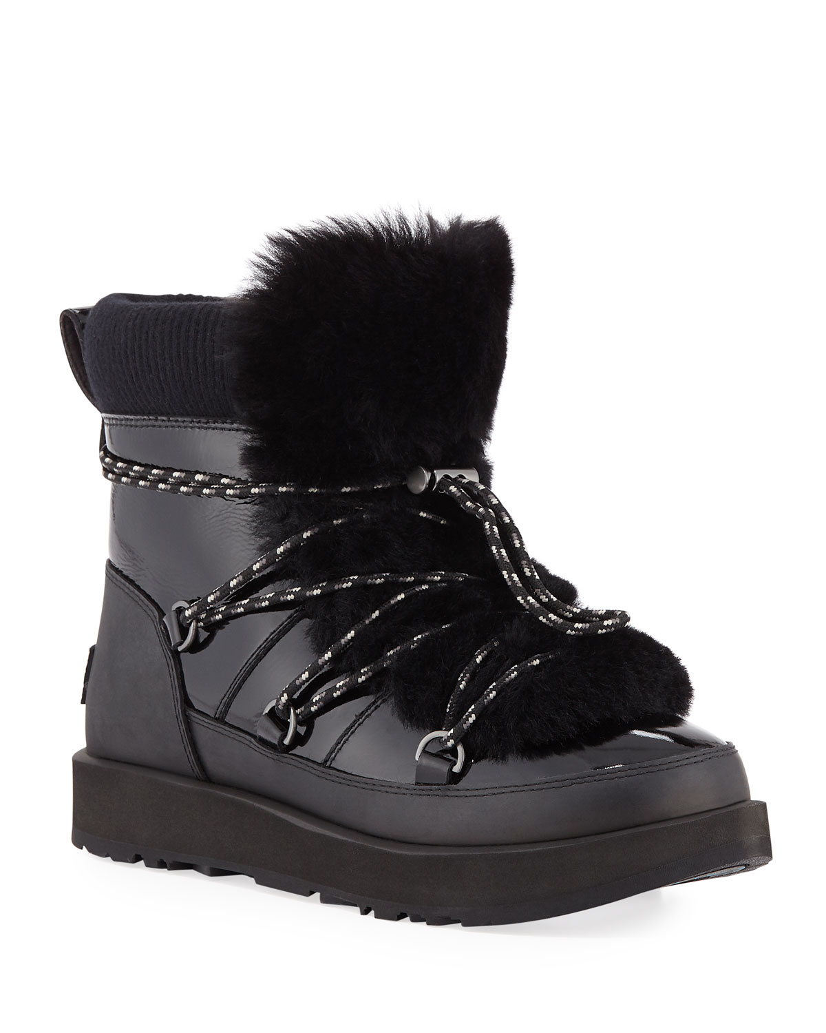 Buy Ugg lace waterproof up boots photo picture trends