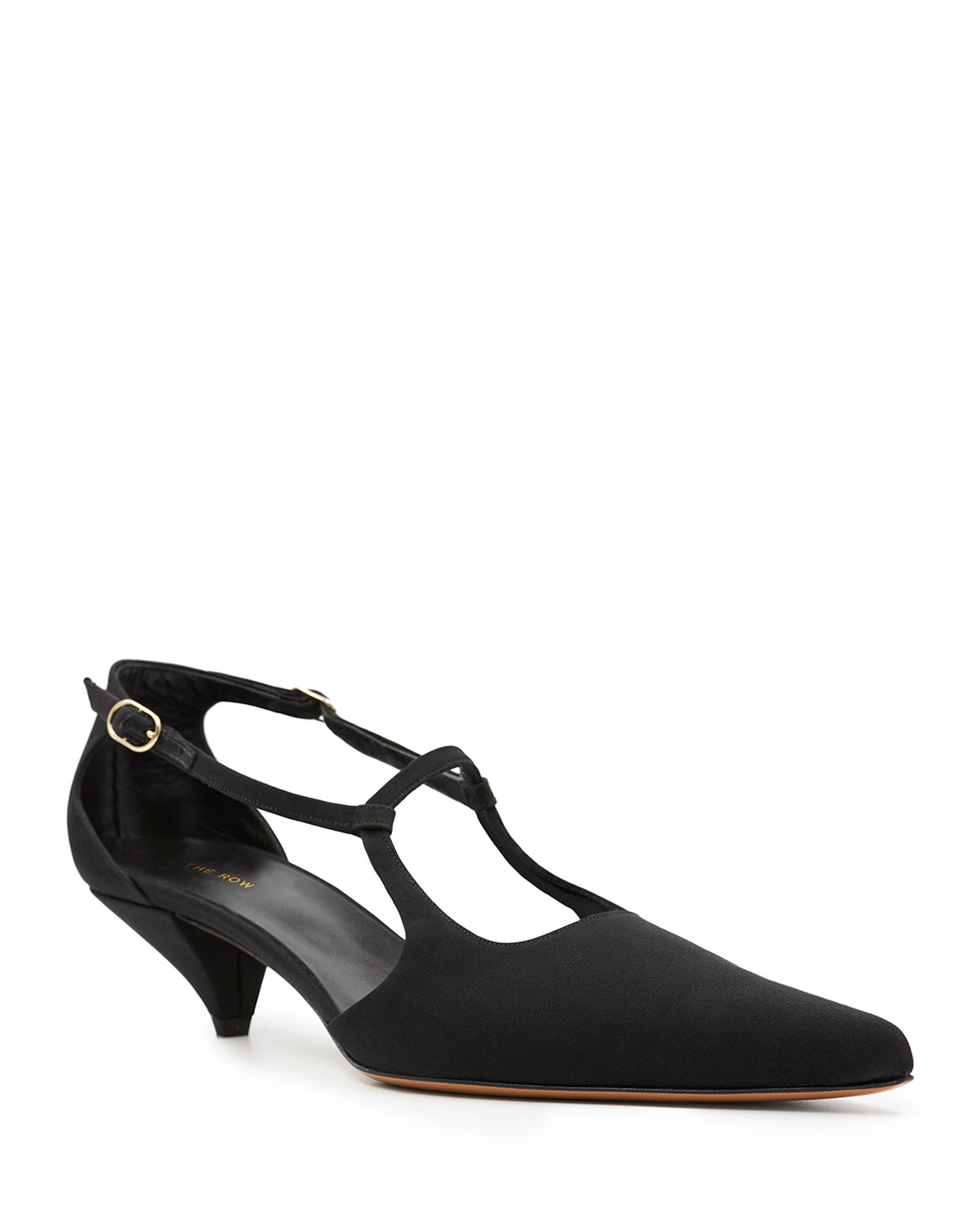 1a244757515 THE ROW Bourgoise Salome Satin Pumps