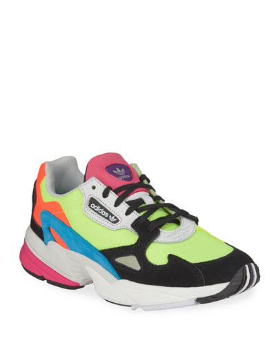 Falcon Fluorescent Running Sneakers