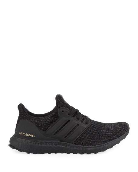 Adidas UltraBoost Lace-Up Knit Running Sneakers