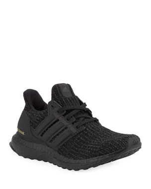 buy online 1af2c 4e949 Adidas UltraBoost Lace-Up Knit Running Sneakers