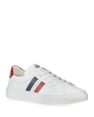 New Leni Low-Top Leather Sneakers