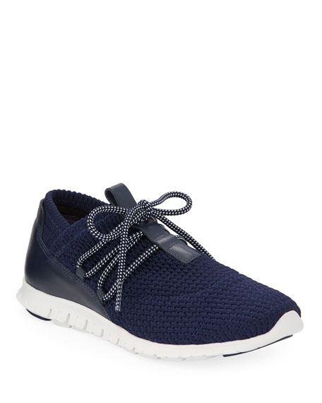Cole Haan Zerogrand Quilted Stretch Sneakers