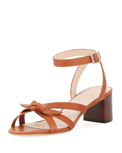 4c588cb154c Loeffler Randall Anny Delicate Strappy Leather Sandals