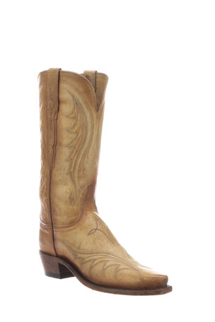 Lucchese Lily Western Knee Boots (Made to Order)