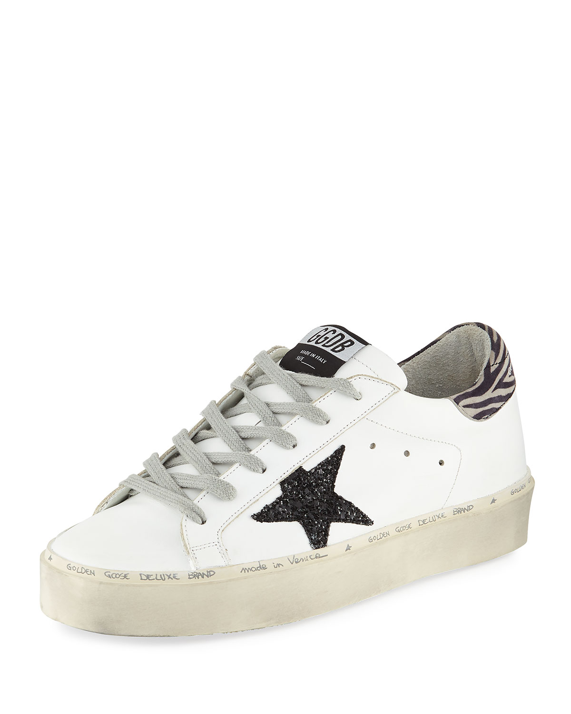 ee507a02c6d Golden Goose Hi Star Platform Sneakers