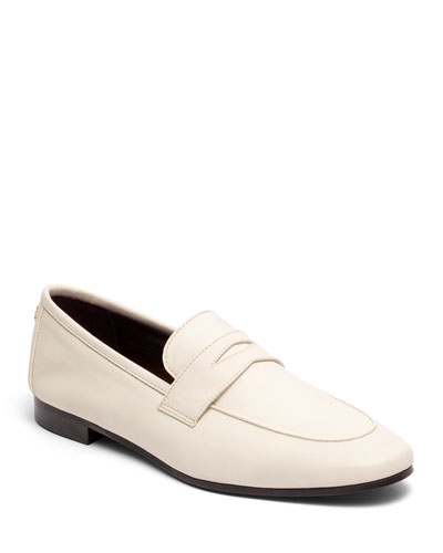 Flaneur Leather Loafers