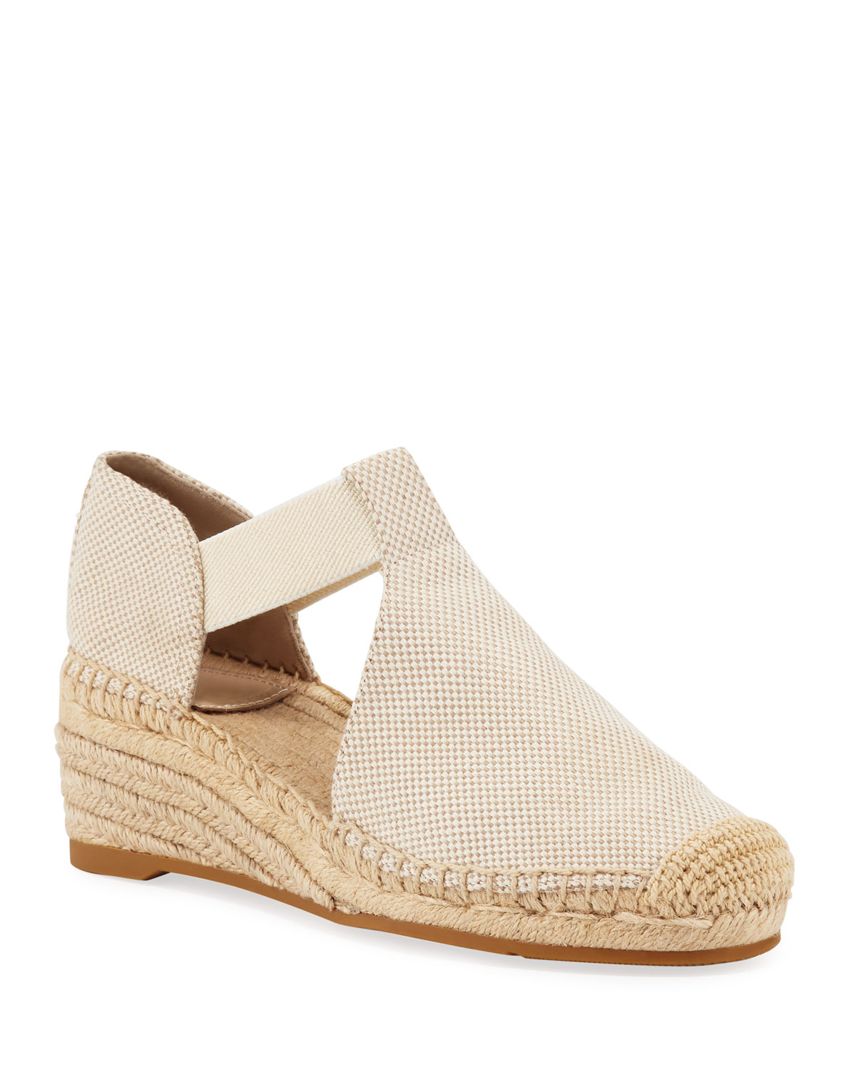 e7ce775524f Tory Burch Catalina Woven Wedge Espadrilles