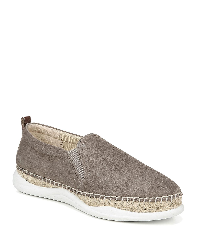 e1bb8d680213 Sam Edelman Kassie Slip-On Suede Espadrille Sneakers