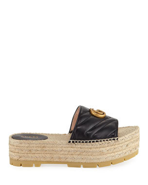 e43ee851733 Women's Espadrille Wedges, Flats & More at Neiman Marcus