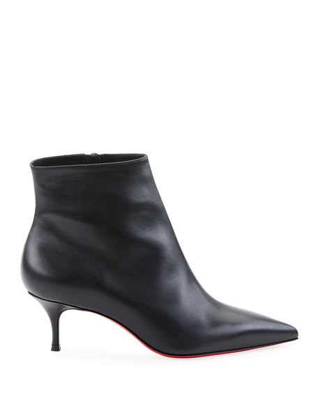 Christian Louboutin So Kate Red Sole Booties