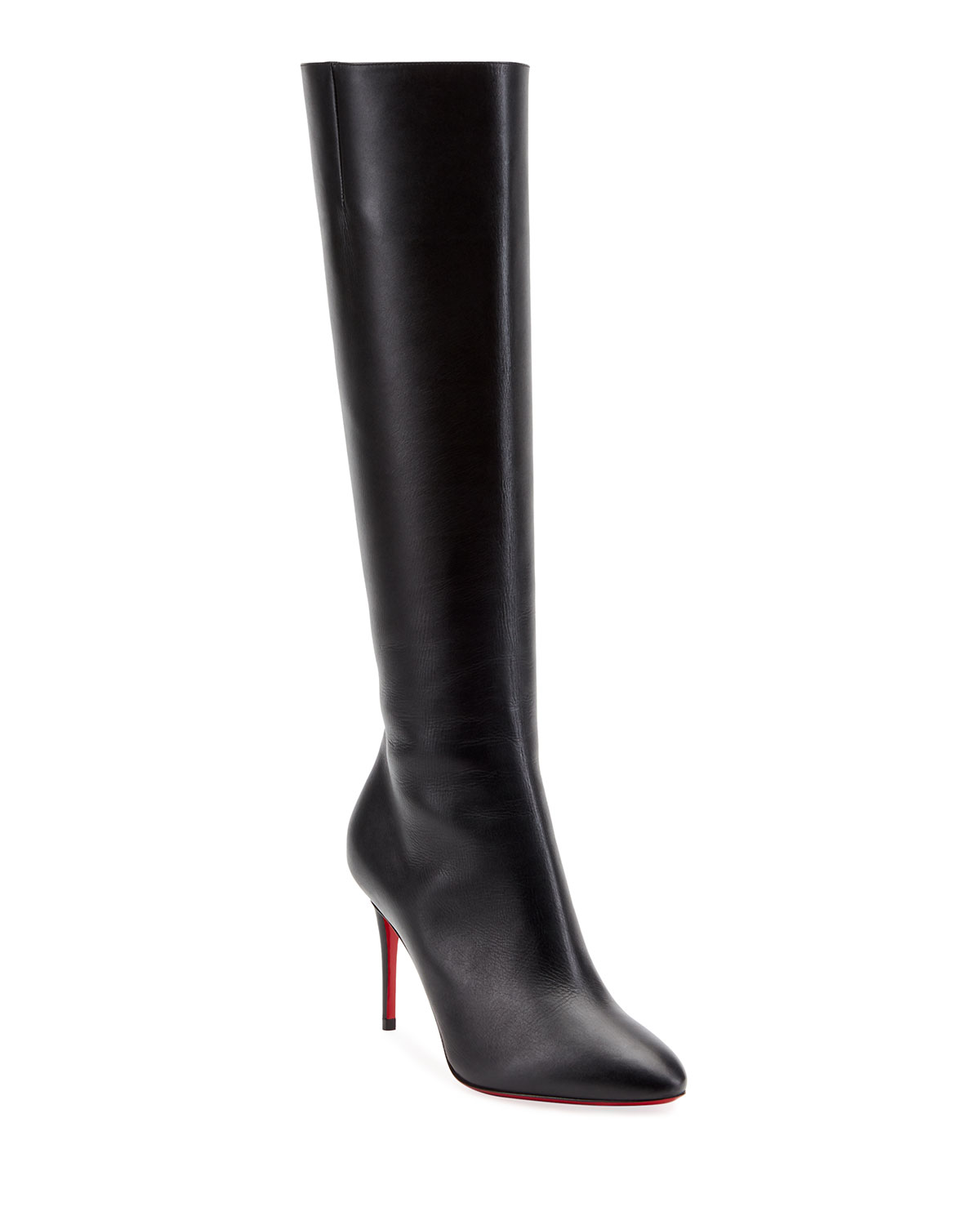 Eloise Botta Red Sole Boots by Christian Louboutin