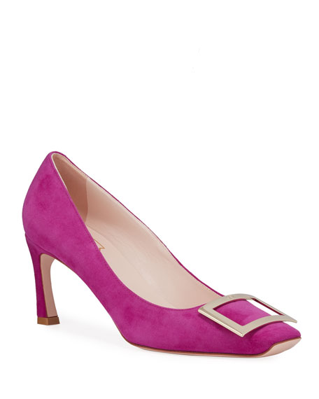 Roger Vivier Dec Belle Trompette Pumps