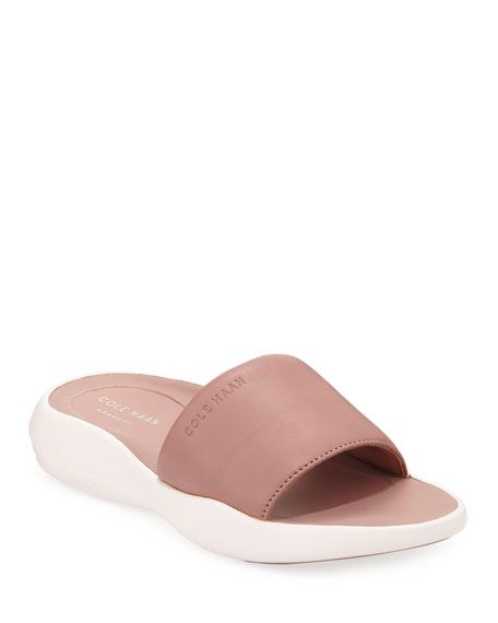 Cole Haan Ella 3.0 Grand Banded Sandals, Pink