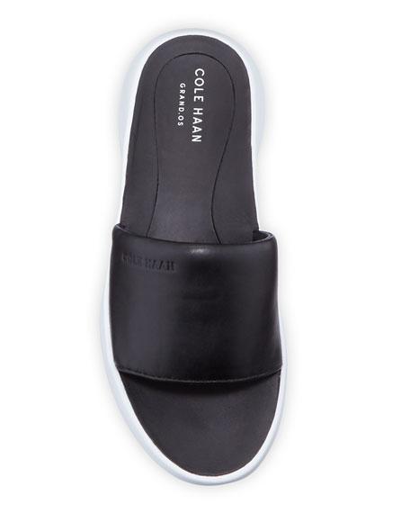 Cole Haan Ella 2.0 Grand Banded Sandals,  Black