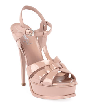 fcb9c536a Saint Laurent Shoes, Boots & Heels at Neiman Marcus