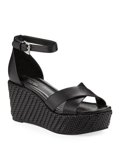 61860c897666 Desiree Woven Wedge Sandals. Add to favorites. Add to favorites Add to  Favorites. Quick Look. MICHAEL Michael Kors