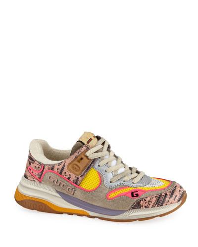 G Line Colorblock Sneakers