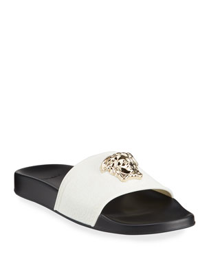 322b0e8ace0c Versace Women s Shoes at Neiman Marcus