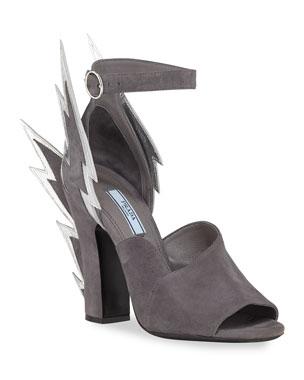 ea4cdd8a48c44 Prada Women's Shoes at Neiman Marcus