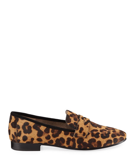 Marc Fisher LTD Changly Leopard Loafers
