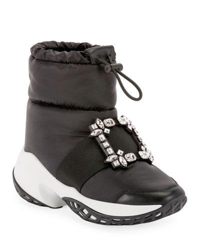 Viv' Run Snow Booties