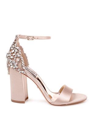 68299339d High Heel Designer Shoes at Neiman Marcus