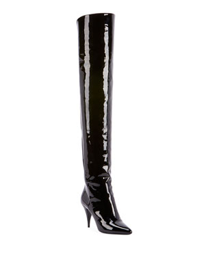 283a5dcfed Saint Laurent Shoes, Boots & Heels at Neiman Marcus