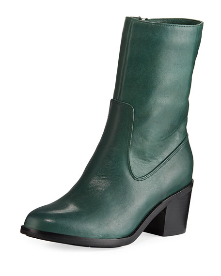 Gentle Souls Verona Mid-Heel Ankle Boots