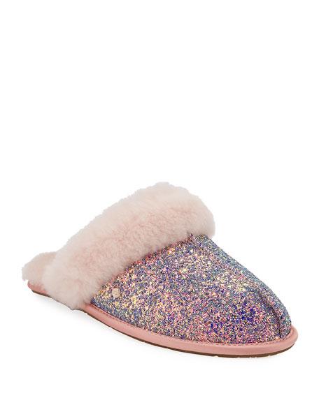 UGG Scuffette II Cosmos Slippers, Quartz Pink