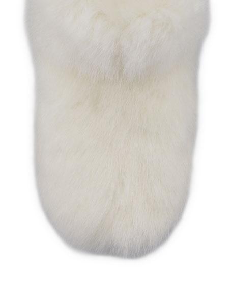 UGG Amary Fuzzy Slippers