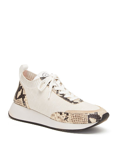 Remi Lace-Up Sneakers