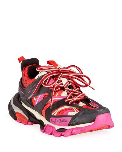 Track Colorblock Sneakers