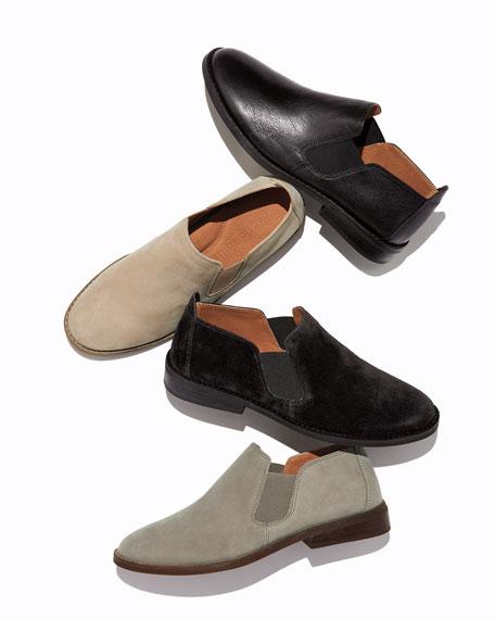 Gentle Souls Essex Easy Leather Booties