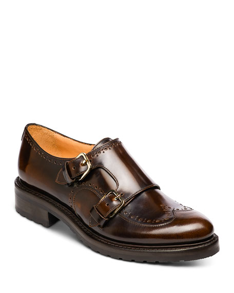 The Office of Angela Scott Mr. York Smooth Loafers