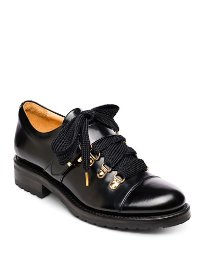Mr. Logan Leather Loafers