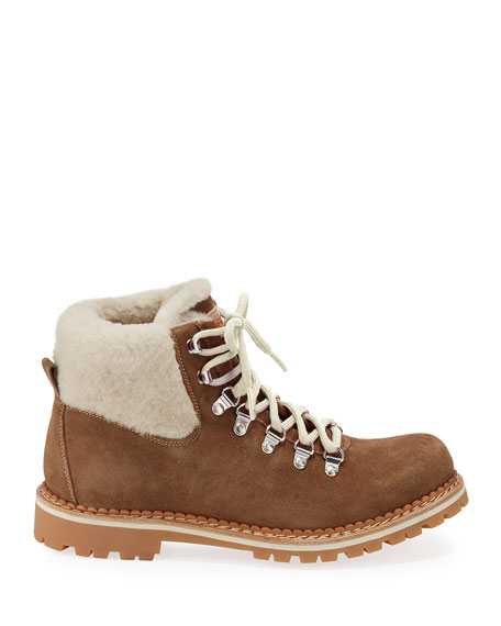 Montelliana 1965 Camelia Boots with Shearling