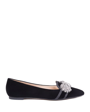 ac8fbf3d007ea Women's Flats & Loafers at Neiman Marcus