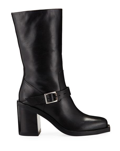 Rag & Bone Fallon High Leather Boots