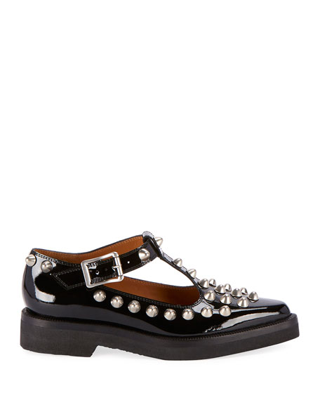 Marc Jacobs The Mary Jane Studded Flats