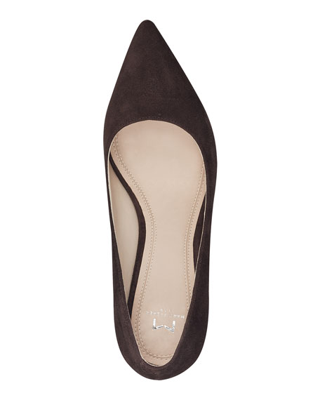 Marc Fisher LTD Zala Patent Pointed Pumps