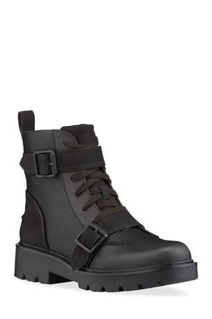designer short boots