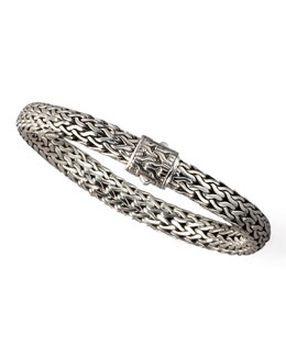 John Hardy Medium Chain Bracelet with Chain Clasp