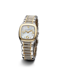 David Yurman Ladies Thoroughbred Watch