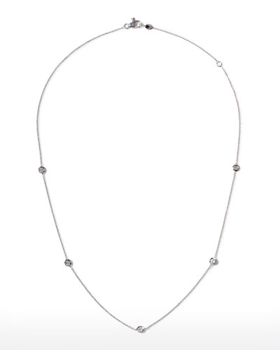 Roberto Coin Five-Station Necklace