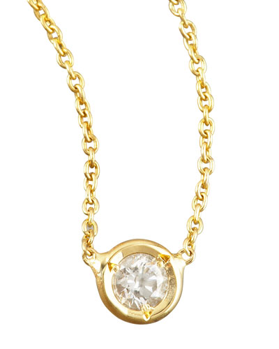 Roberto Coin Station Diamond Necklace
