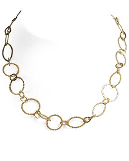 Lagos Mixed Shape Necklace