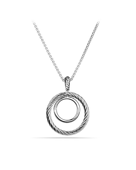 Mobile Pendant with Diamonds on Chain